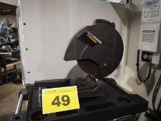 """BLACK & DECKER, 14"""" CUT OFF SAW 110 VAC 15 AMP"""
