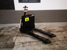 CROWN, WP 2335-45 BATTERY POWERED PALLET TRUCK,