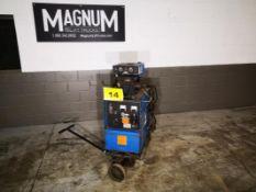 MILLER, CP-300, 300AMP, MIG WELDER, CONSTANT VOLTAGE DC ARC WELDING POWER SOURCE, MILLER MATIC S-