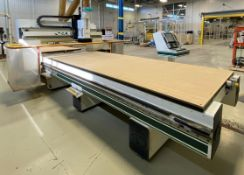 LIKE NEW ONSRUD, 288G18, G SERIES, FLAT TABLE, CNC ROUTER