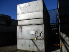 BAC 3-Fan Cooling Tower Model F1402-PX, S/N 97100512 (LOCATED IN COLUMBIANA, AL)