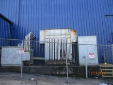 Furnace Transformer (for Inductotherm mainline furnace) (LOCATED IN COLUMBIANA, AL)