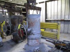 Modern 2700 lb. Ladle (LOCATED IN COLUMBIANA, AL)