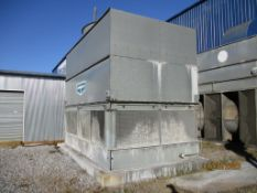 Evapco Closed Type Cooling Tower Model ATW119-4K-2, S/N 5-123350 (LOCATED IN COLUMBIANA, AL)