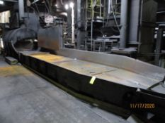 Vulcan 53 in. x 35 ft. Shake-out Conveyor (LOCATED IN COLUMBIANA, AL)
