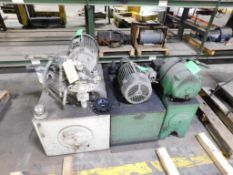 LOT: (3) Hydraulic Power Units