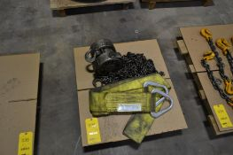 1 Ton Chain Hoist & Lifting Strap