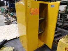 Edsal Flammable Liquid Storage Cabinet
