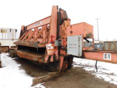 2008 R.M. Johnson 53 ft. Tandem-Axle Portable Car Crusher Model A+EZ Crusher (#C1) (Not in Service)
