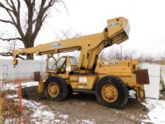 Galion Hydraulic Rough Terrain Crane (#150) (does not run)