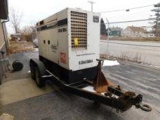 Multiquip WhisperWatt Diesel Generator Model DCA70US1, S/N 8800524 (#GEN-9)