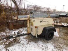 Ingersoll Rand Diesel Powered Portable Light Tower Model LS-60H-T4F