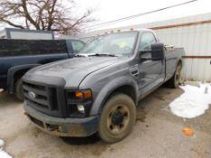 2009 Ford Pick-up Truck Model F-250, VIN 1FTNF20549E629418, 5.4 Liter V8