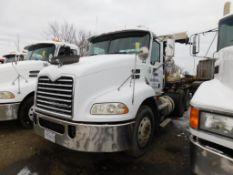 2008 Mack Tandem-Axle Day Cab Truck Tractor Model CXU613, VIN 1M1AW07Y18N002658, 12.7 Liter L6