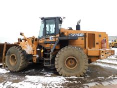 2005 Case Articulating Wheel Loader Model 921C, S/N JEE0156675, with Bucket (#L-12) (does not run)
