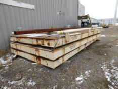 Cardinal 100 Ton Truck Scale (disassembled) (in East Chicago, IN)