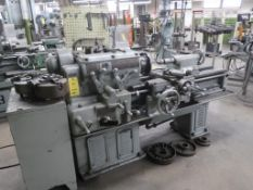 Monarch 14 in. x 30 in. Geared Head Engine Lathe Model 12CK, S/N 13992 (#1755), LOCATION: TOOL ROOM