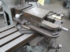 6 in. Swivel Base Vise, LOCATION: TOOL ROOM