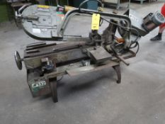 Wells Horizontal Band Saw Model 8M (#132), LOCATION: TOOL ROOM