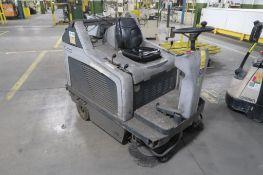 Advance Terra Floor Sweeper Model 5200B, S/N 1763528 (needs battery/repair), LOCATION: MAIN PRESS