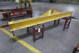 Caldwell 5 Ton, 12 ft. Spreader, LOCATION: MAIN PRESS FLOOR