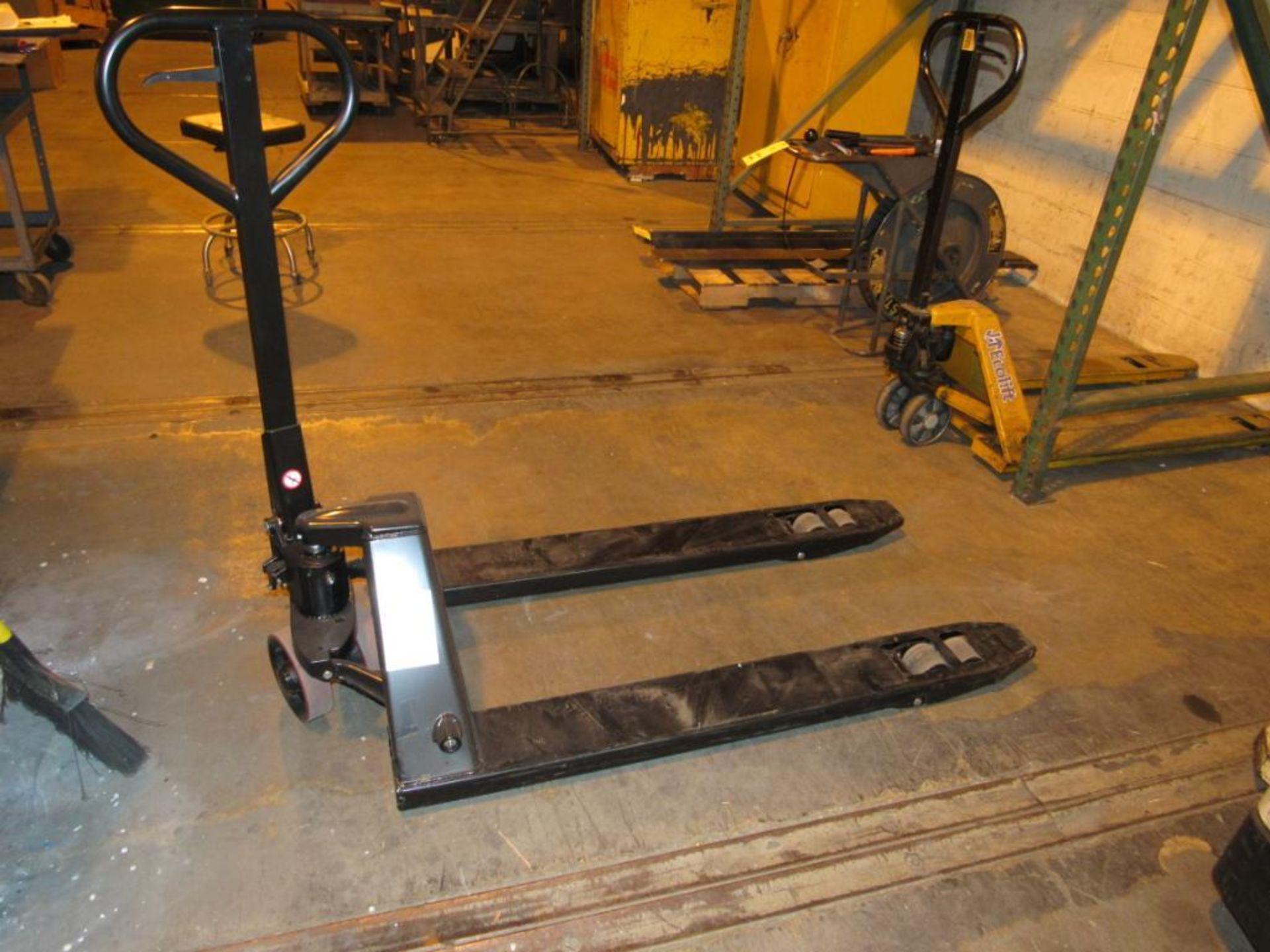 Uline H-2721 Deluxe Pallet Jack, 7700 lb. Cap.