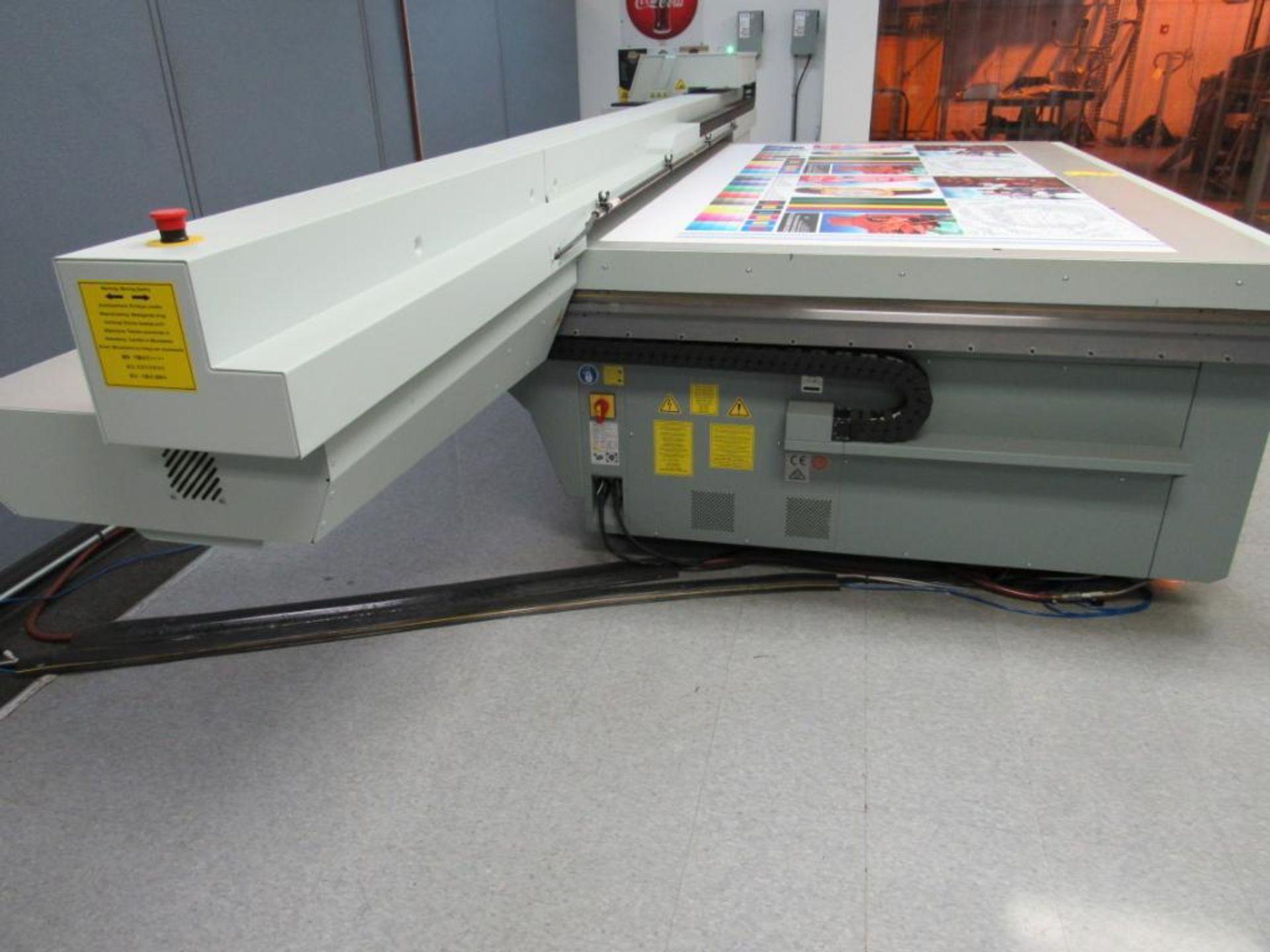 2018 OCE Arizona 2260 GT, High Volume UV Flatbed Printer, 6-Ink Channels, 49 in. x 98.4 in. Rigid - Image 2 of 6