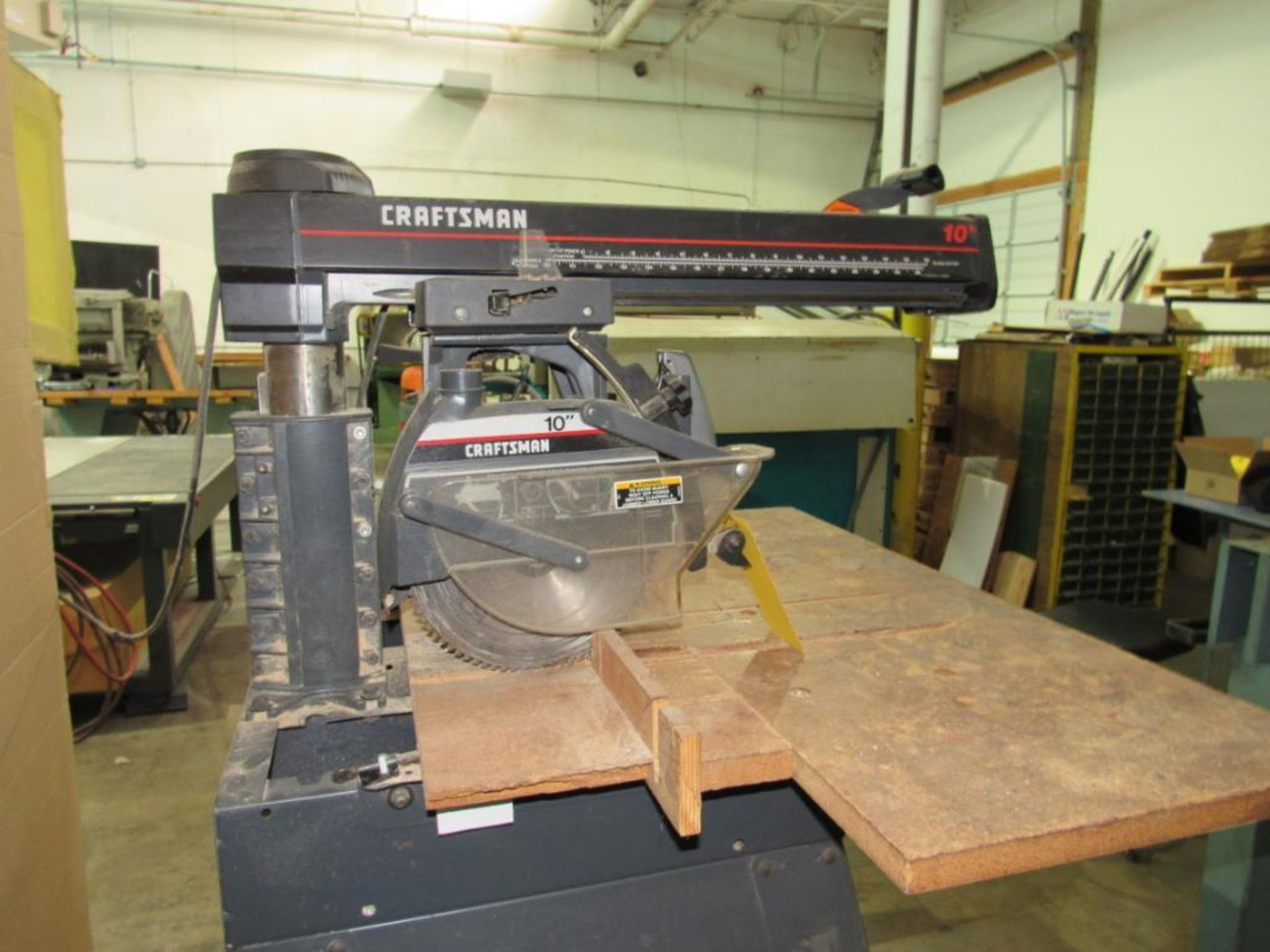 Craftsman 10 ft. Table Saw, 2.75 HP - Image 3 of 3