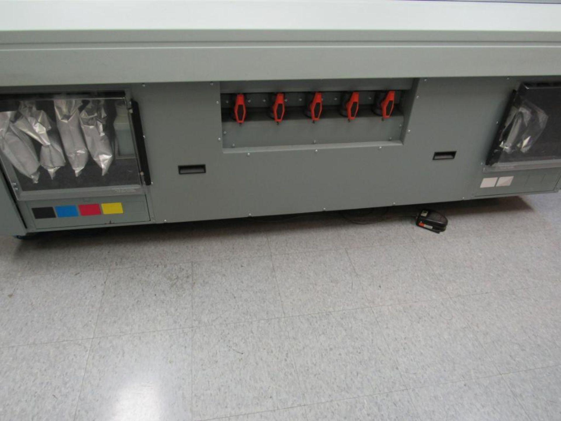2018 OCE Arizona 2260 GT, High Volume UV Flatbed Printer, 6-Ink Channels, 49 in. x 98.4 in. Rigid - Image 3 of 6