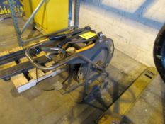 LOT: (1) Banding Cart w/Tools