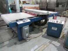 Vitran UV Dryer, Model VIT 810, 52 in. Wide x 124 in. Lg., S/N 298020