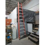 Husky 10 ft. Fiberglass Step Ladder