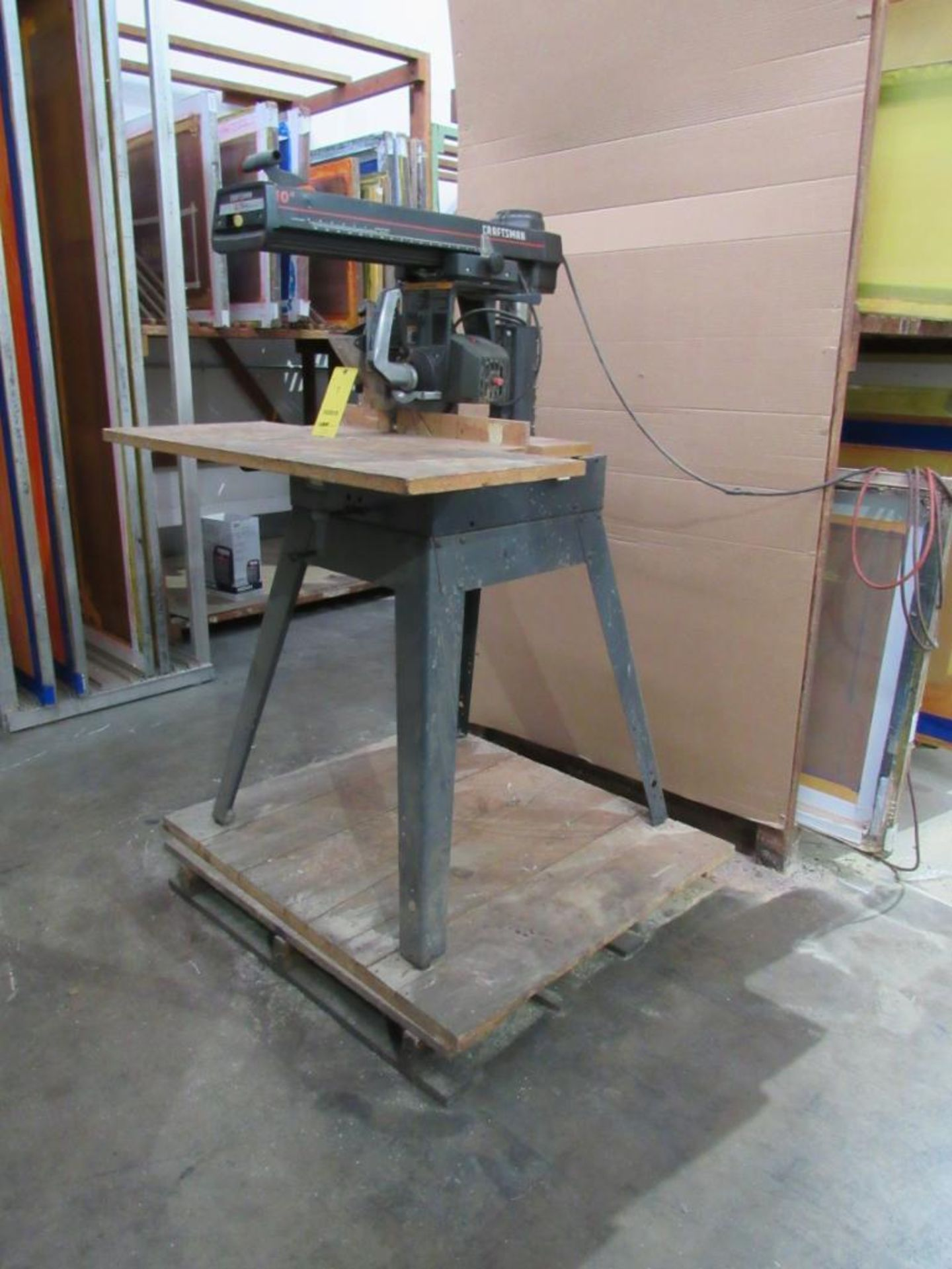 Craftsman 10 ft. Table Saw, 2.75 HP