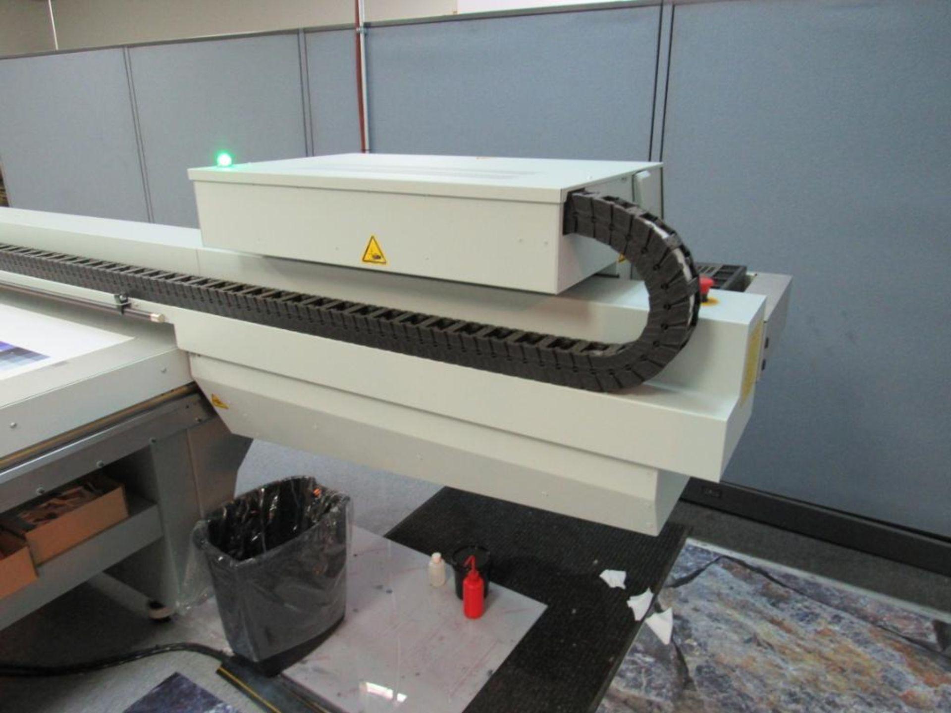 2018 OCE Arizona 2260 GT, High Volume UV Flatbed Printer, 6-Ink Channels, 49 in. x 98.4 in. Rigid - Image 4 of 6