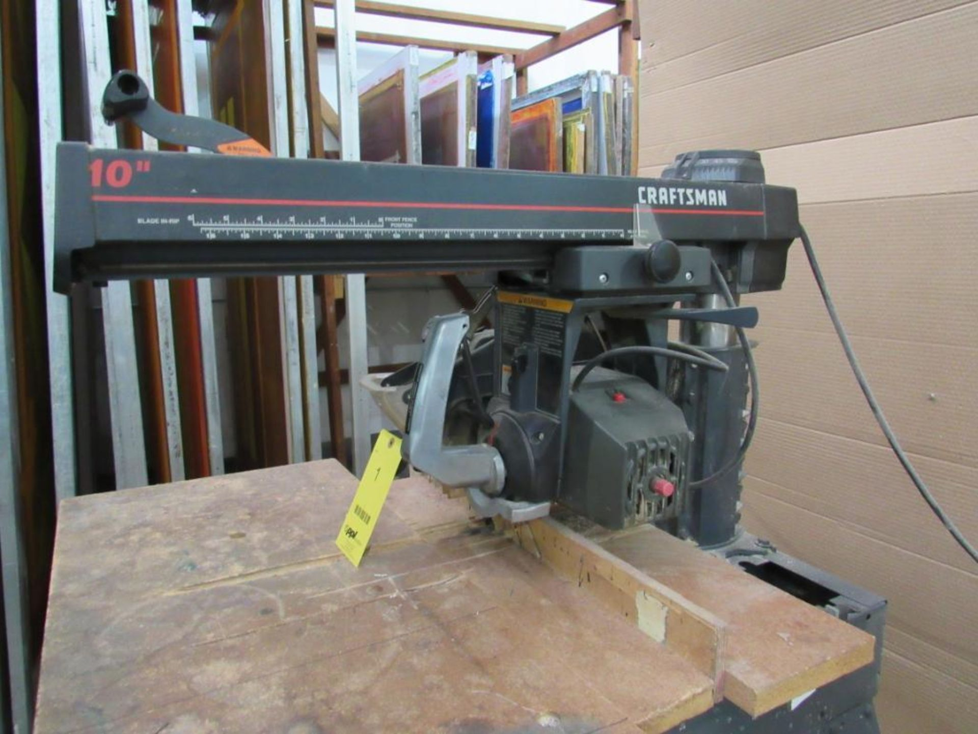 Craftsman 10 ft. Table Saw, 2.75 HP - Image 2 of 3