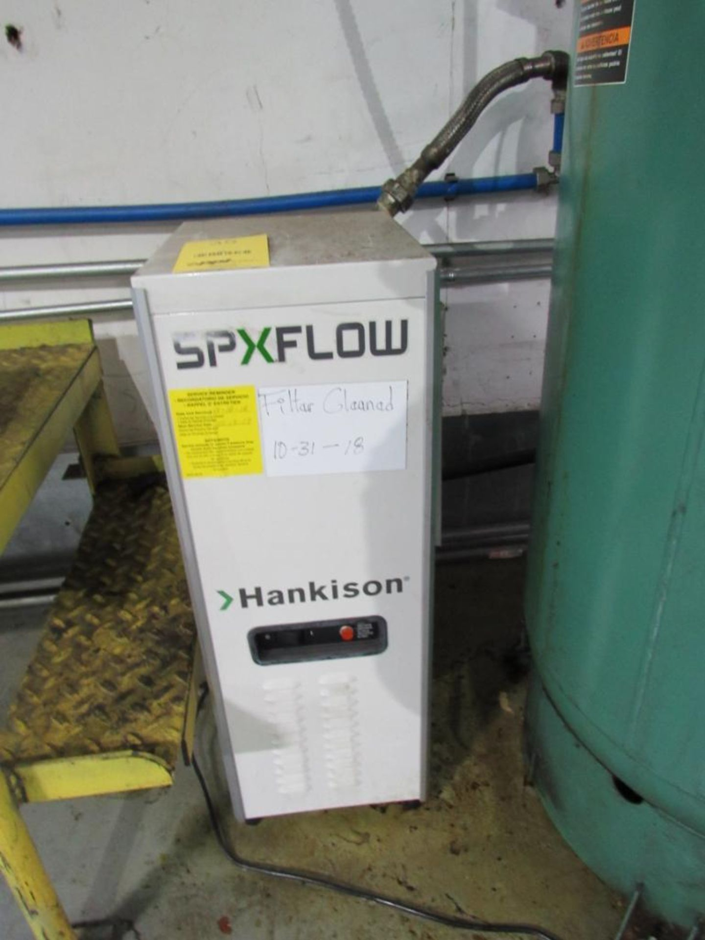 Hankison Dryer SPX Flow, Model HIT25, S/N 1000003309412