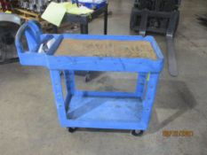 Plastic Rolling Cart