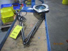 Intertek Magnifier Clamp Lamp LTS-131AE