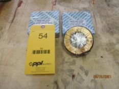 Set of GO/NOGO Thread Ring Gages, 1-15/16 in. - 16 UNJ-3A (All inspection eq. is like New and Mostly