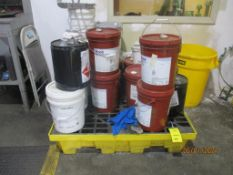 ULINE Spill Containment Pallet (No Contents)