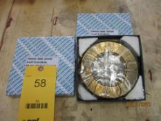 Set of GO/NOGO Thread Ring Gages, 3-1/4 in. - 12 UN-3A (All inspection eq. is like New and Mostly