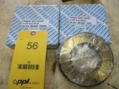 Set of GO/NOGO Thread Ring Gages, 2-7//8 in. - 12 UN-3A (All inspection eq. is like New and Mostly