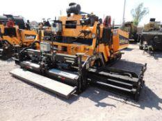 2018 Leeboy 8510D Paving Machine, S/N 185878, w/Electric 8 ft. -15 ft. Screed, 84 HP Kubota Tier IV,