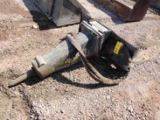 Caterpillar H65DS Hydraulic Hammer (Yard 2), LOCATION: 2435 S. 6th Ave., Phoenix, AZ 85003