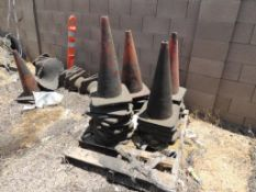 LOT: Misc. Safety Cones (Yard 2), LOCATION: 2435 S. 6th Ave., Phoenix, AZ 85003