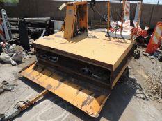 Keizer Morris Hot Box, Model KM 4.48 (TIRES MISSING), (Yard 3), LOCATION: 2435 S. 6th Ave., Phoenix,