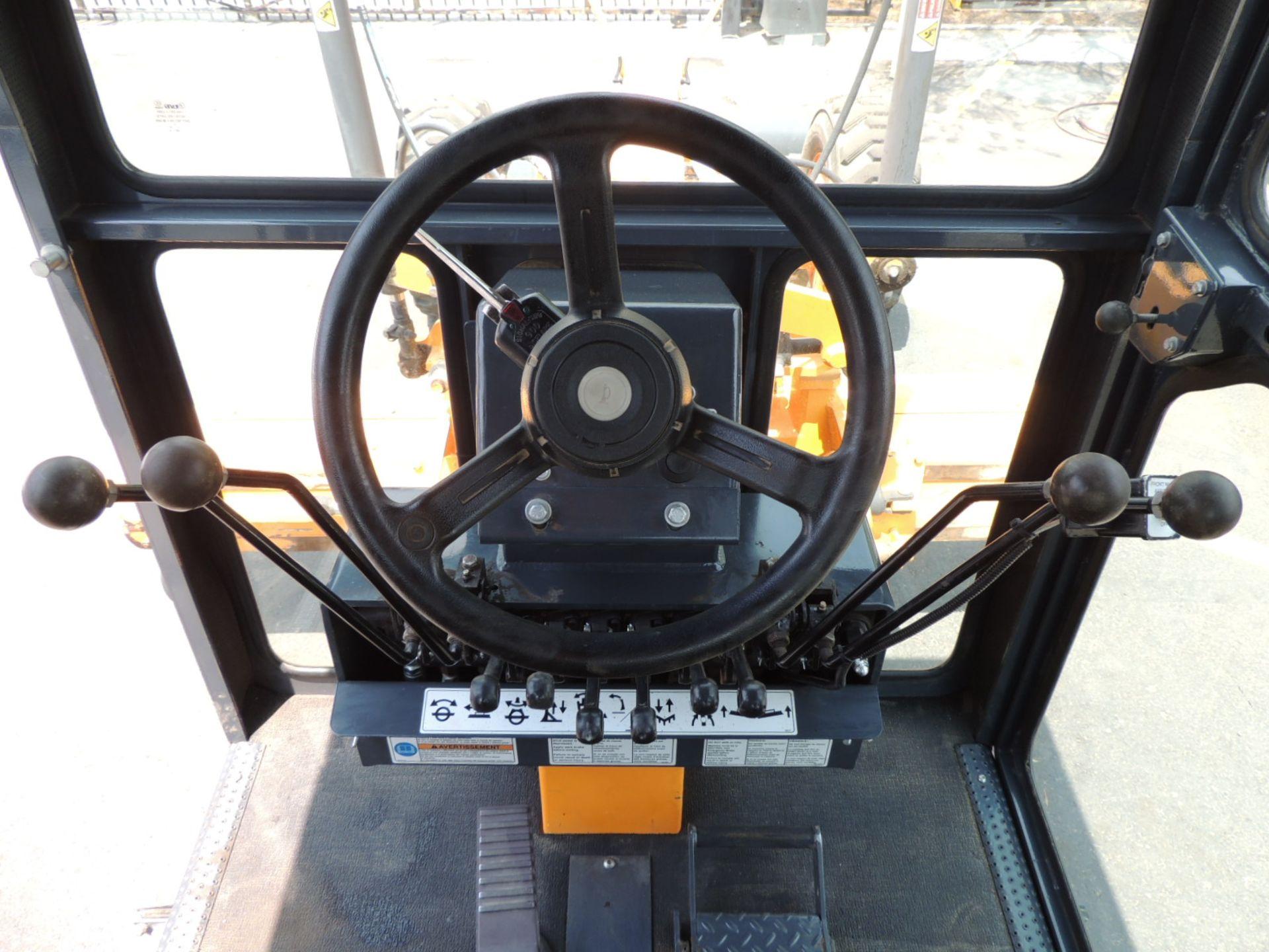 2015 Leeboy 685C Motor Grader, S/N 11909, Rear Ripper w/9-Shank Bar, Includes (5) Shanks, Front - Image 11 of 11