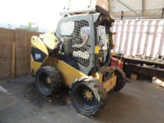 2011 Caterpillar 262C Skidsteer, S/N MST04225, 11143 Hrs. Indicated, (BOOM NOT MOUNTED - PARTS