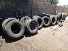 LOT: Misc. Rims and Tires, LOCATION: 2435 S. 6th Ave., Phoenix, AZ 85003