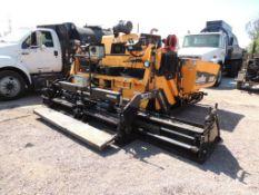 2014 Leeboy 8510C Asphalt Paver, S/N 121629, w/Electric 8 ft. -15 ft. Screed, 84 HP Kubota Tier